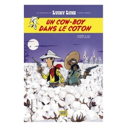 Postcard Lucky Luke Album: A Cowboy In High Cotton (10x15cm)