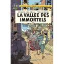 Postal del álbum de Blake y Mortimer: La vallée des immortels T1 (10x15cm)