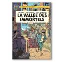 Decorative magnet Blake and Mortimer, La vallée des immortels T1 (55x79mm)