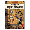Decorative magnet Blake and Mortimer, Mystère de la Grande Pyramide T1 (55x79mm)