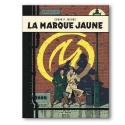 Imán decorativo Blake y Mortimer, La Marque Jaune (55x79mm)