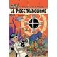 Postcard Blake and Mortimer: Le Piège Diabolique (10x15cm)