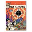 Decorative magnet Blake and Mortimer, Le Piège Diabolique (55x79mm)