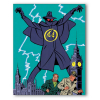 Decorative magnet Blake and Mortimer, The Yellow Mark 1953 (55x79mm)
