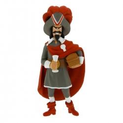 Figura de colección Tintín Rackham el Rojo 7cm Moulinsart 42464 (2011)