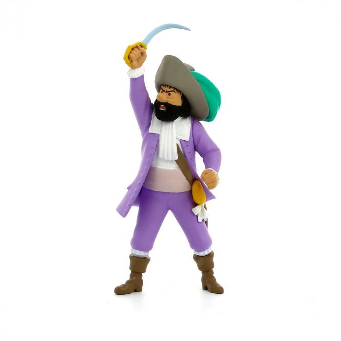 Figura de colección Tintín el Caballero de Hadoque 11cm Moulinsart 42475 (2011)