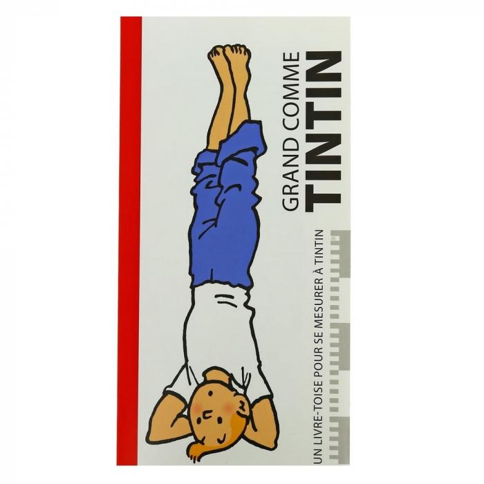 Album Tall Like Tintin Height Chart: Tintin Yoga 140cm (2015)