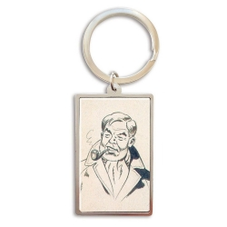 Collectible Keychain Blake and Mortimer, Philip Mortimer (4x6cm)
