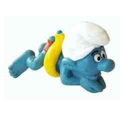 The Smurfs Schleich® Figure - The swimmer Smurf (20025Y)