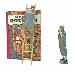 Collectible figurine Pixi Blake and Mortimer (Mystery of the Great Pyramid 2)
