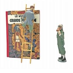 Figurine collection Pixi Blake et Mortimer (Le Mystère de la Grande Pyramide T1)