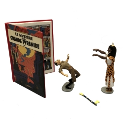 Collectible figurine Pixi Blake and Mortimer (Mystery of the Great Pyramid T2)