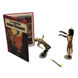 Figurine collection Pixi Blake et Mortimer (Le Mystère de la Grande Pyramide T2)