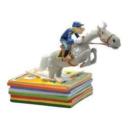 Figurine de collection Pixi Les Tuniques bleues, Les Bleus tournent cosaques 6365 (2021)