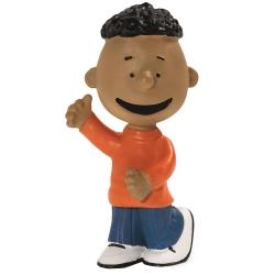Figurine Schleich® Peanuts Snoopy, Franklin (22019)