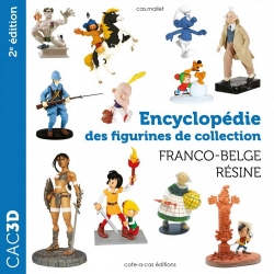 Catalogue cac3d cotes de figurines en résine Pixi / Fariboles / Leblon (2021)