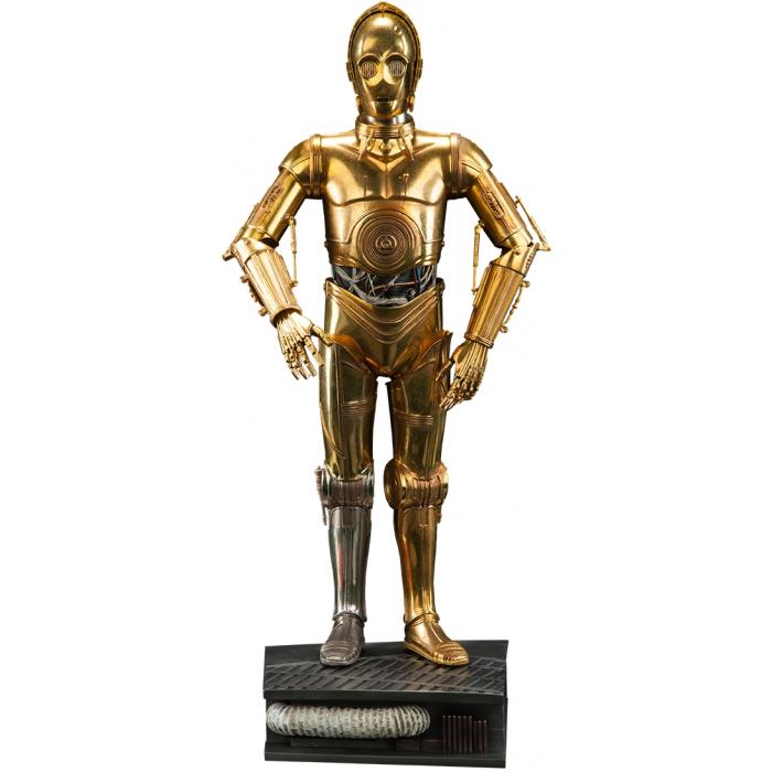 Figurine de collection Sideshow Star Wars C-3PO Premium Format™ 1/4 (300508)