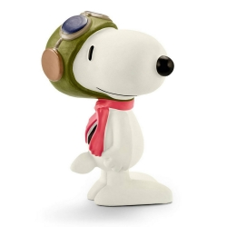 Figura Schleich® Peanuts, Snoopy Flying Ace (22054)