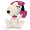 Figura Schleich® Peanuts Snoopy, Belle con corazón (22030)