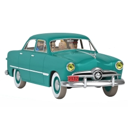 Voiture de collection Tintin, la Custom de Sbrodj Nº40 1/24 (2020)