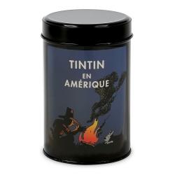 Café moulu Moulinsart Tintin en Amérique colorisé, Feu de Camp (250g)