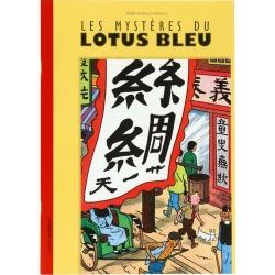 Pierre Fresnault-Deruelle, Tintin Les Mystères du Lotus Bleu FR (2017)