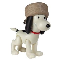 Figura Peanuts® Super7 ReAction, Snoopy con sombrero de mapache