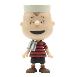Figura Peanuts® Super7 ReAction, Linus con binoculares