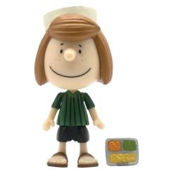 Figura Peanuts® Super7 ReAction, Peppermint Patty campamento