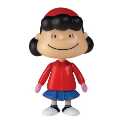 Figurine Peanuts® Super7 ReAction, Lucy d'hiver