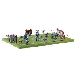 Collectible Scene Pixi The Smurfs, The Soccer Match 6475A (2020)