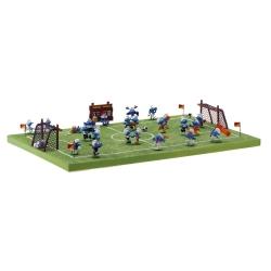 Escena de colección Pixi Los Pitufos, el partido de fútbol 6475A (2020)