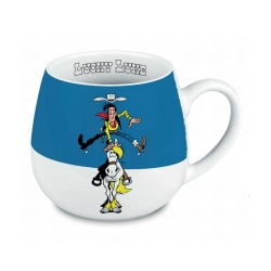 Könitz porcelain mug Lucky Luke (Jolly Jumper)