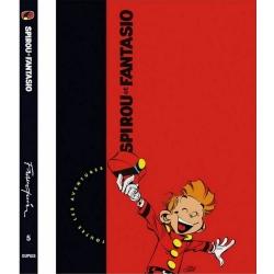 Deluxe integral album Dupuis, Spirou and Fantasio (Franquin 5)