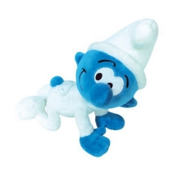 Soft Cuddly Toy Puppy The Smurfs: Baby Smurf crawling 20cm (755325)