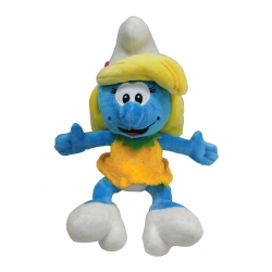 Soft Cuddly Toy Puppy The Smurfs: Smurfette with pineapple dress 20cm (755717)