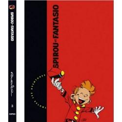 Álbum integral de lujo Dupuis, Spirou y Fantasio (Fournier 3)