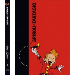 Deluxe integral album Dupuis, Spirou and Fantasio (Tome & Janry 1)