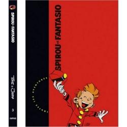 Album intégrale de luxe Dupuis, Spirou et Fantasio (Tome & Janry 3)