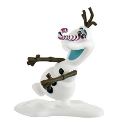 Figurine de collection Bully® Disney La Reine Des Neiges, Olaf avec sucette (12942)