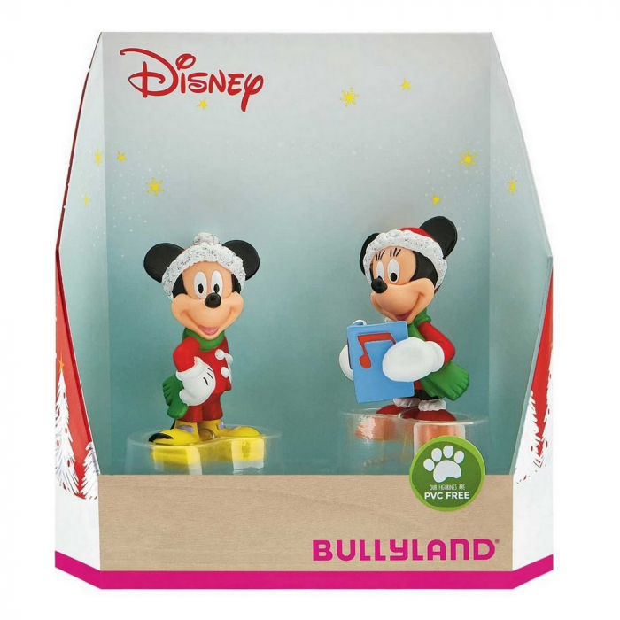 Collectible figurines Bully® Disney - Mickey and Minnie Mouse Bavaria (15081)
