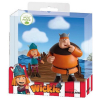 Figurine de collection Bully® Wickie le Viking,  Wickie et Faxe  (43152)