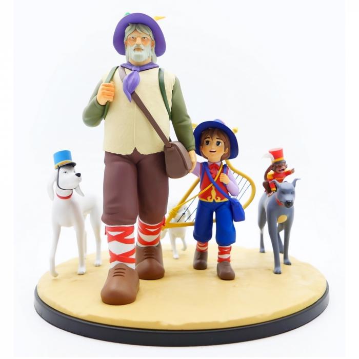 Collectible figurine LMZ Nobody's Boy, Remi (2021)