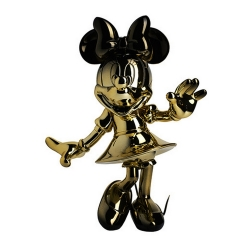 Figura de colección Leblon-Delienne Disney Minnie Mouse Welcome (Degrado)