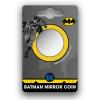 Medalla espejo de colección Warner DC Comics Batman 80 años (2021)