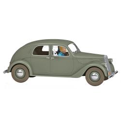 Coche de colección Tintín, el coche Aprilia del emir Nº44 1/24 (2021)