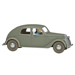 Voiture de collection Tintin, l'Aprilia de l'émir Nº44 1/24 (2021)