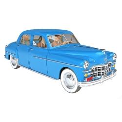 Collectible car Tintin, The Sbrod Coronet Nº45 1/24 (2021)