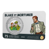 Commemorative coin 5 € Belgium Blake and Mortimer 75 Years Colour BU (2021)
