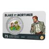 Pièce commémorative 5 € Belgique Blake et Mortimer 75 ans Couleur BU (2021)